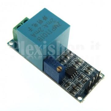 Sensore di tensione AC a singola fase, ZMPT101B