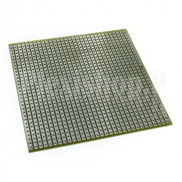Breadboard single side 80x80mm