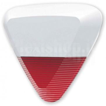 Sirena Wireless da Esterno IP54  con Lampeggiante LED per Antifurto