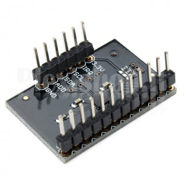 SMT to DIP adapter for 16pins SOP16 / SSOP16 / TSSOP16 integrated