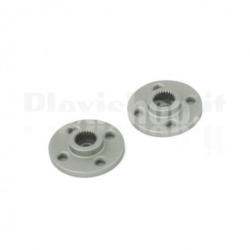 Aluminium bracket for MG995 servo