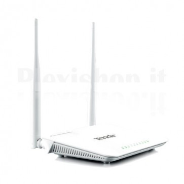 Router Ripetitore Wireless Dual Band N600 Gigabit con USB N60