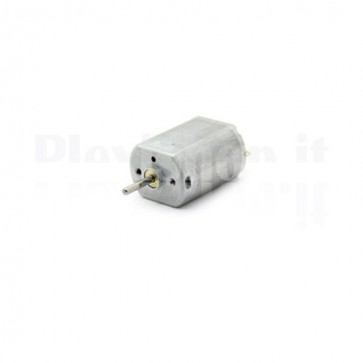 Electric small motor 130