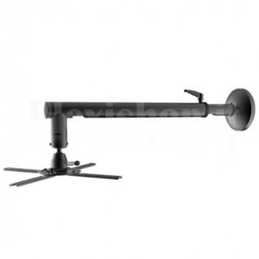 Supporto a Muro per Proiettori Estensione 670-900 mm