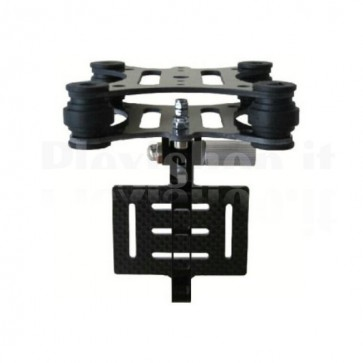 Supporto Gimbal per DJI Phantom e Walkera QRX350