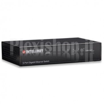 Ethernet Switch Gigabit 5 porte Desktop