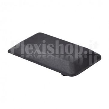 Tappo nero 18,6x31,8 mm