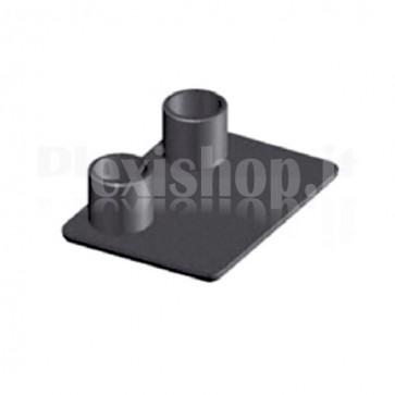 Tappo nero 32x45 mm