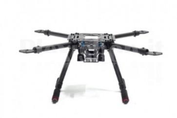 Telaio LJI 500-X4 per quadricotteri