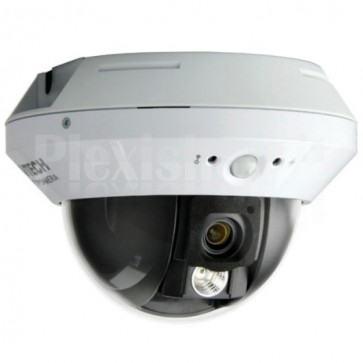 Telecamera Dome IP PoE DWDR IR SD da Soffitto Full HD 2MP AVM2421