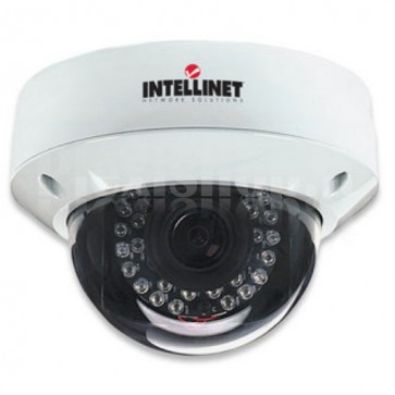 Telecamera IP PoE dome con Notturna IR Videosorveglianza NFD130-IRV
