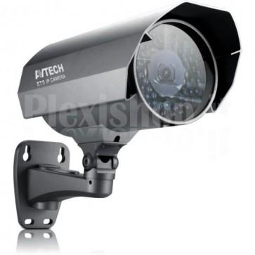 Telecamera IP PoE IR da Parete HD 1.3MP IP67 AVM365