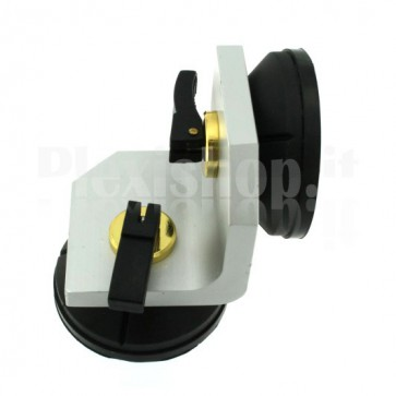 55mm suction cups on alloy mounting bracket