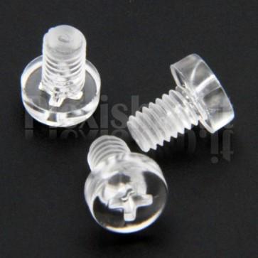 Acrylic Screw M4x6