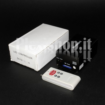 Wireless SD card DMX