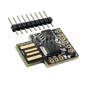 Digispark Attiny85 USB development board