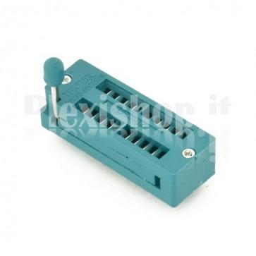 Zoccolo ZIF 20 pin 220-3341