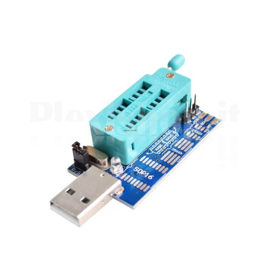 CH341A mini programmer for 24x 25x EEPROM