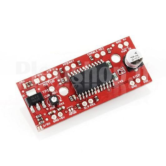 Ardumoto Motor Shield for Arduino - RobotShop