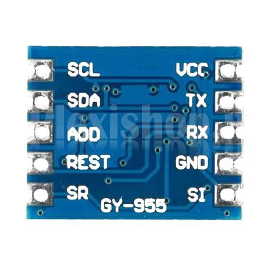 GY-955 9-Axis Module Bosch BNO055