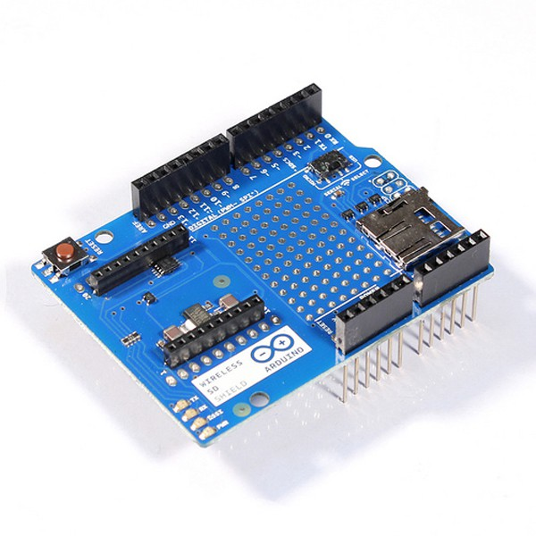 Waht is Max SD Size on newSparkfun Ethernet shield - Arduino