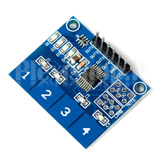 Control an LED with Arduino and a Pushbutton Switch