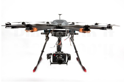 Plexishop.it - Tarot T18 frame for octocopters