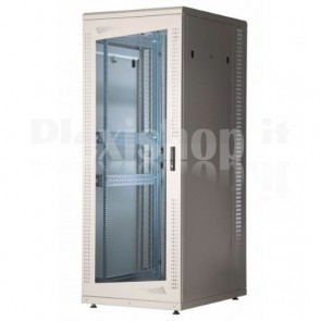 "Armadio Server Rack 19"" 800x1000 42 Unita' Grigio"