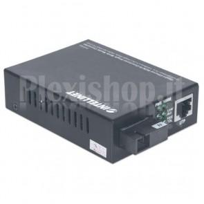 Transceiver Gigabit Ethernet Fibra Ottica WDM RX1310/TX1550