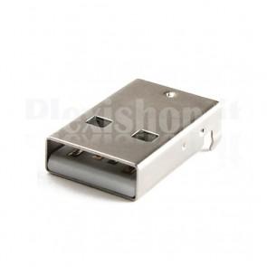 Connettore USB tipo A Maschio - 90°