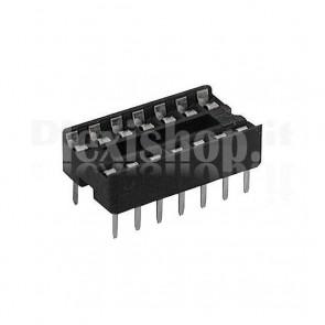 Zoccolo per circuito integrato 14 Pin