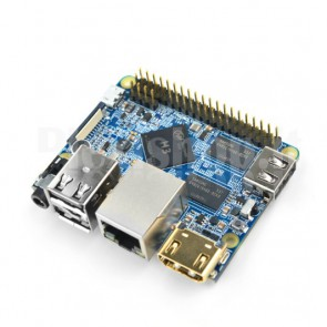 NanoPi M1, 1.2GHz Quad-Core – 512MB RAM