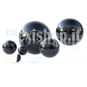 40 mm Black Acrylic sphere