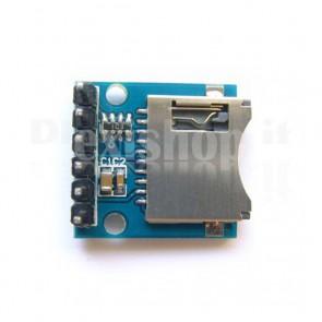 Modulo scheda micro SD