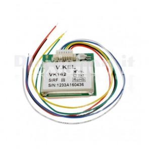 Modulo GPS VK-162
