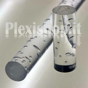 Bubble Acrylic Rod Ø 20 mm