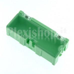 Box plastico per componenti SMD