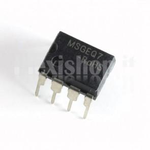 Chip equalizzatore grafico MSGEQ7 DIP-8