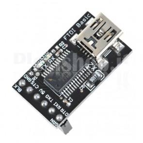 Converter USB - SERIALE