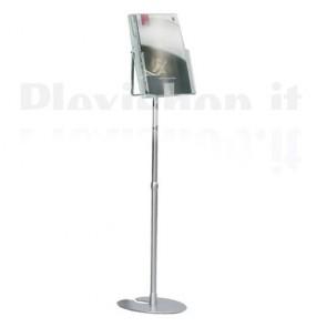 Freestanding Floor Display A4 Straight