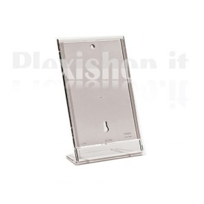 Single Sided Desk Display A4 (210 × 297 mm)