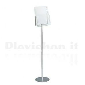 Freestanding Floor Display A4 Pocket