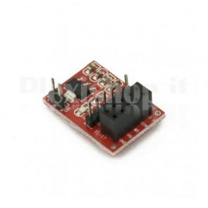 Wireless modem interface module