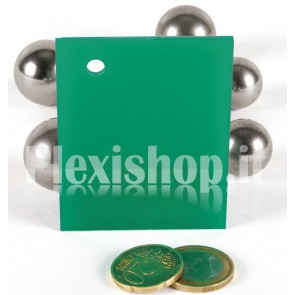 Green 3 ACRIDITE 230 Plexiglass