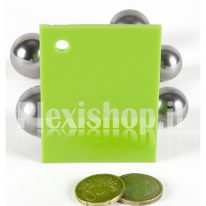 Green 6 ACRIDITE 292 Plexiglass