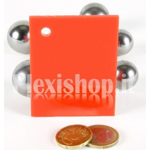 Red 3 ACRIDITE 361 Plexiglass