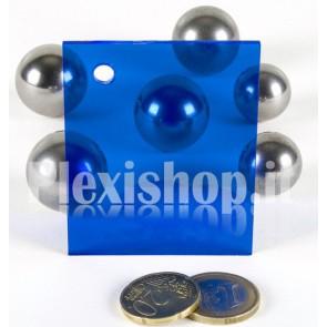 Blue 1 ACRIDITE 520 Plexiglass