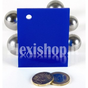 Blue 3 ACRIDITE 530 Plexiglass