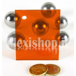 Orange 1 ACRIDITE 710 Plexiglass