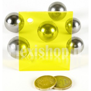 Yellow 1 ACRIDITE 720 Plexiglass